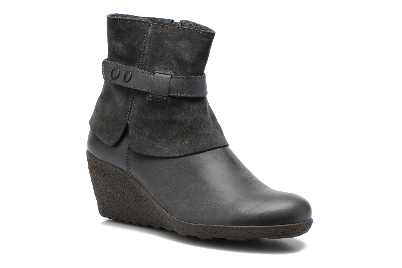 Bottines et boots TBS Wester Bleu vue détail/paire