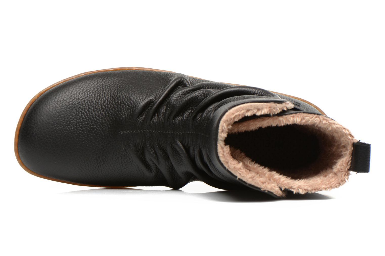 Bottines et boots El Naturalista Viajero NE13 Noir vue gauche