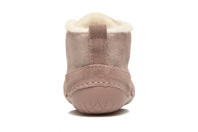 Bottines et boots Primigi Raffyx-E Rose vue droite