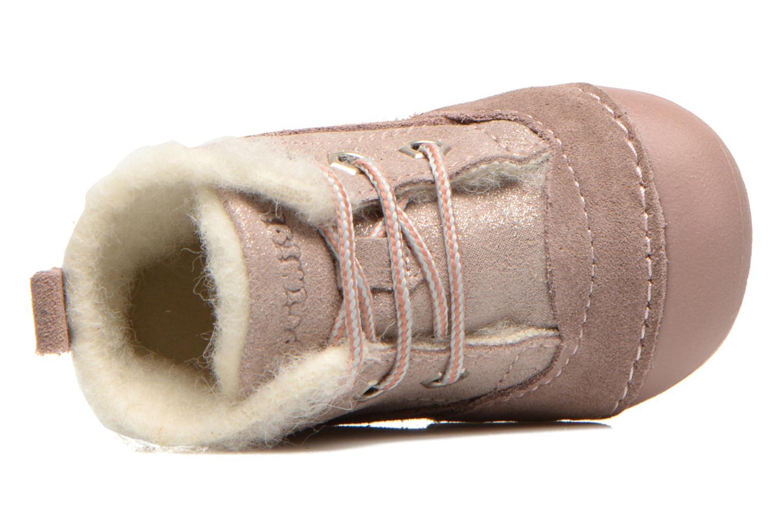 Botines  Primigi Raffyx-E Rosa vista lateral izquierda