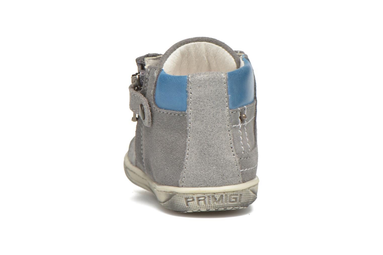 Bottines et boots Primigi Palmer 3 Gris vue droite