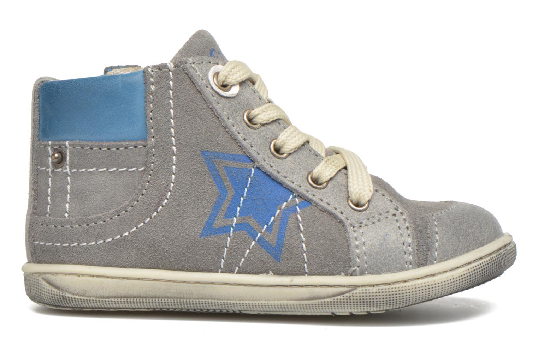Stiefeletten & Boots Primigi Palmer 3 grau ansicht von hinten