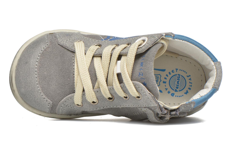 Stiefeletten & Boots Primigi Palmer 3 grau ansicht von links