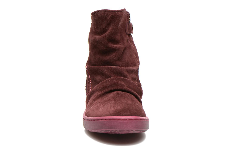 Bottines et boots Primigi Mulan Bordeaux vue portées chaussures