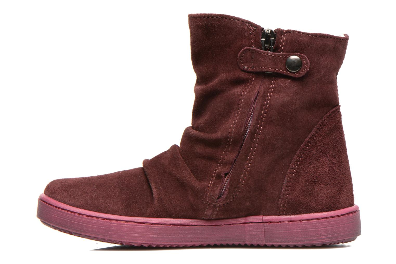 Bottines et boots Primigi Mulan Bordeaux vue face