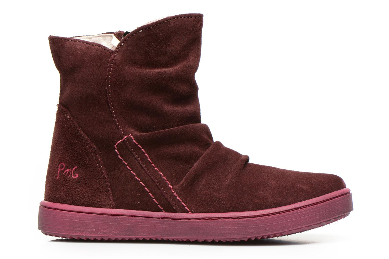 Bottines et boots Primigi Mulan Bordeaux vue derrière