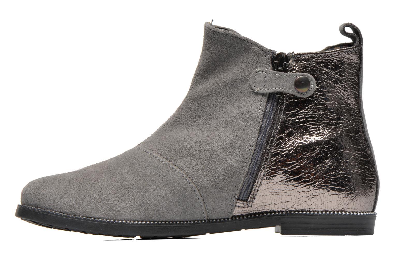Stiefeletten & Boots Primigi Violante 1 grau ansicht von vorne