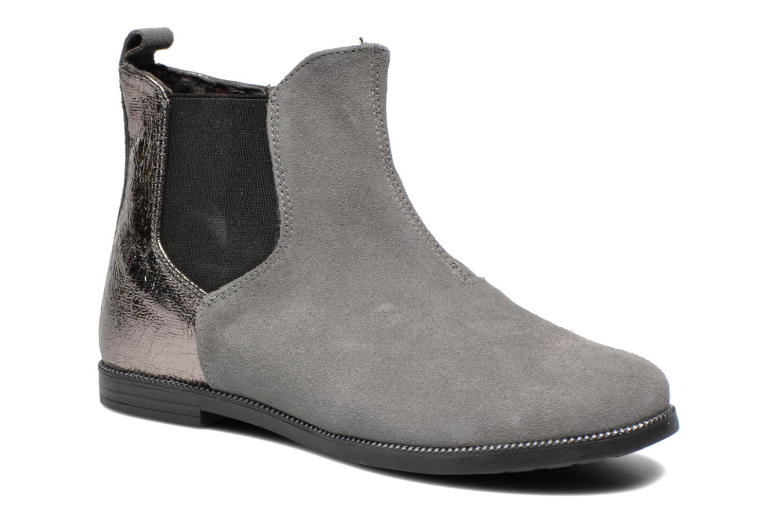 Bottines et boots Primigi Violante 1 Gris vue détail/paire
