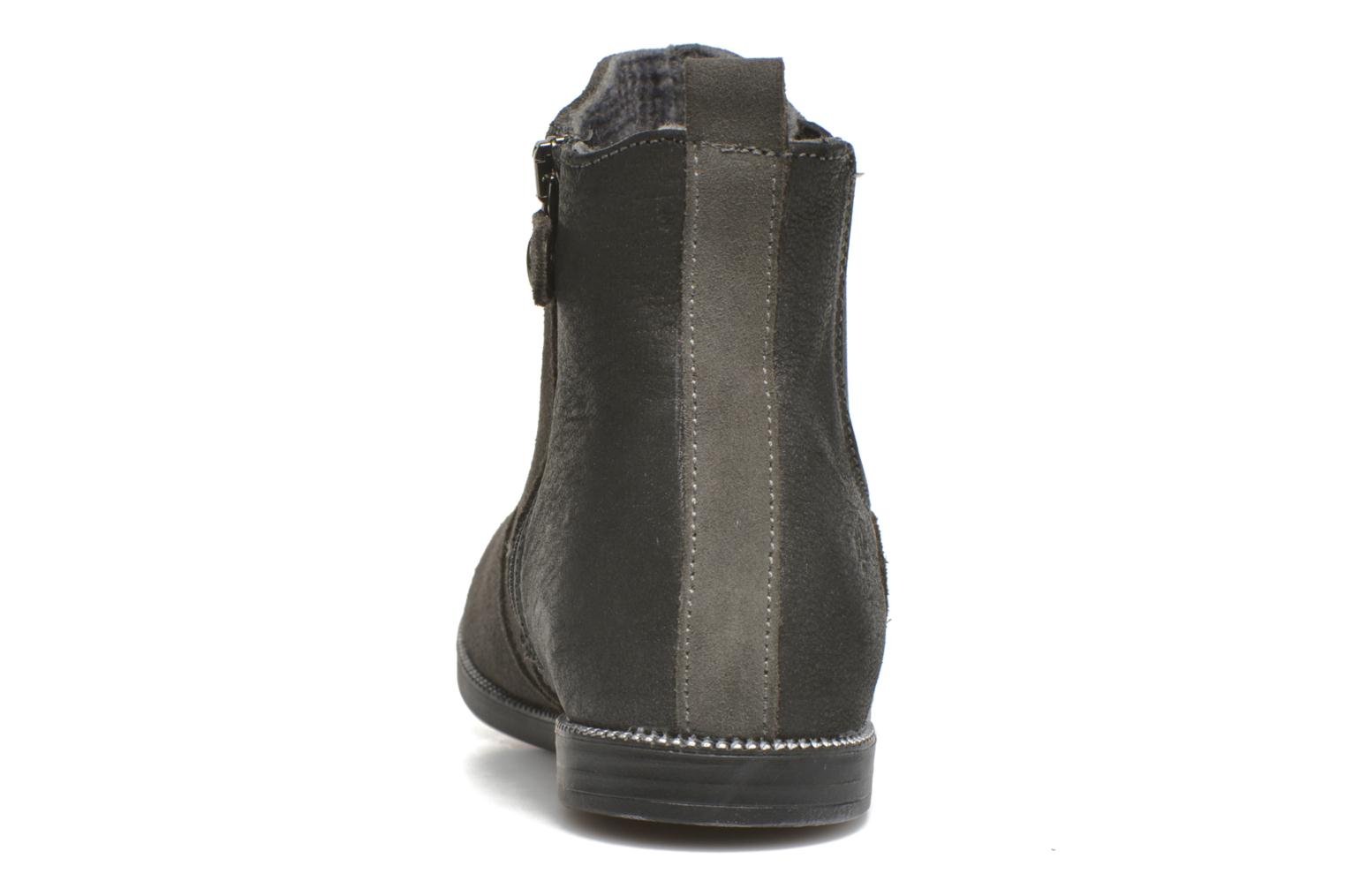 Ankle boots Primigi Violante 1 Grey view from the right