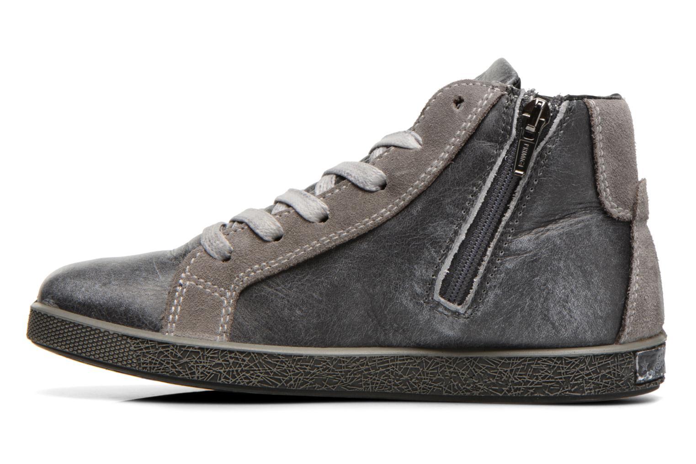 Sneaker Primigi Rival grau ansicht von vorne