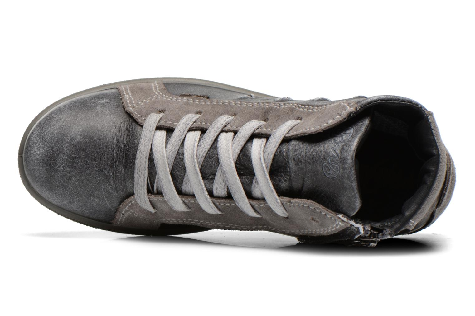Trainers Primigi Rival Grey view from the left