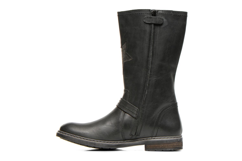Stiefel Ramdam by GBB SOSA grau ansicht von vorne