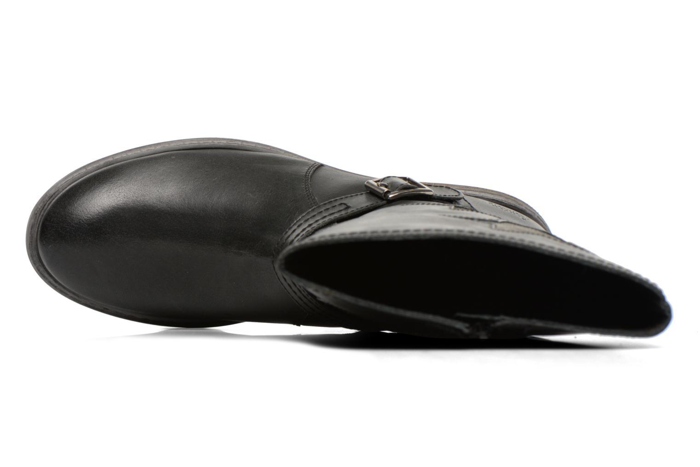 Stiefel Ramdam by GBB SOSA grau ansicht von links