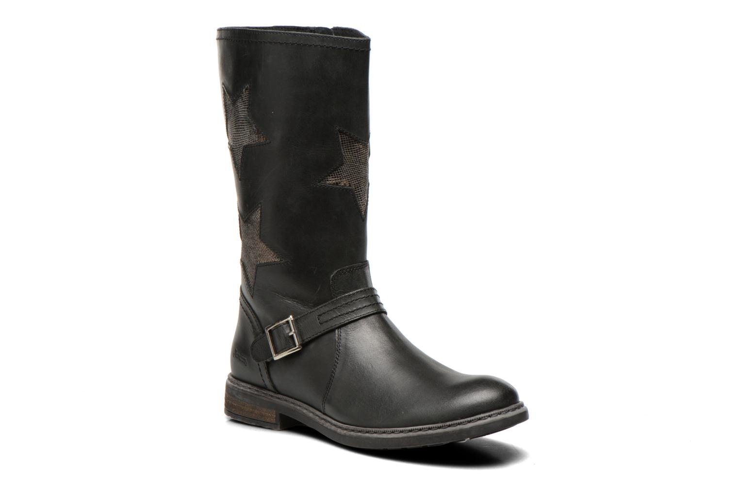Boots & wellies Ramdam by GBB SOSA Grey detailed view/ Pair view