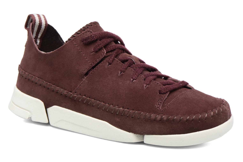 Zapatos promocionales Clarks Originals Trigenic Flex W (Vino) - Deportivas   Zapatos casuales salvajes