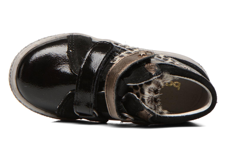Bottines et boots Babybotte Amily Noir vue gauche