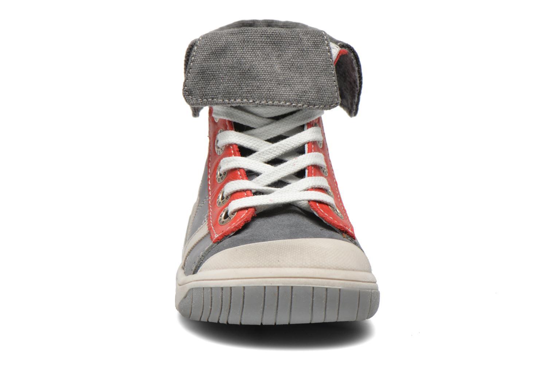 Bottines et boots Babybotte Artiste3 Gris vue portées chaussures
