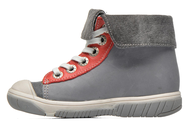 Bottines et boots Babybotte Artiste3 Gris vue face