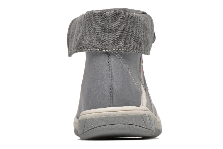 Bottines et boots Babybotte Artiste3 Gris vue droite