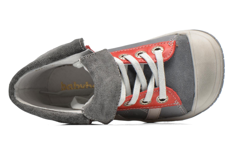 Bottines et boots Babybotte Artiste3 Gris vue gauche