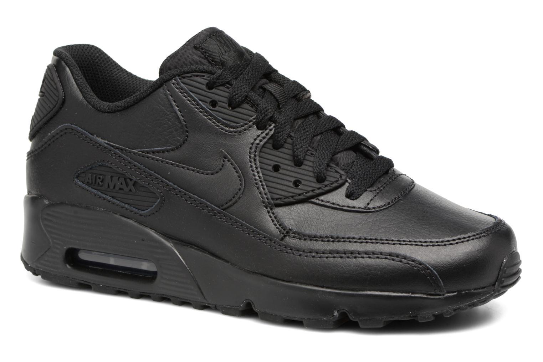 Sneakers Nike Nike Air Max 90 Ltr (Gs) Svart detaljerad bild på paret