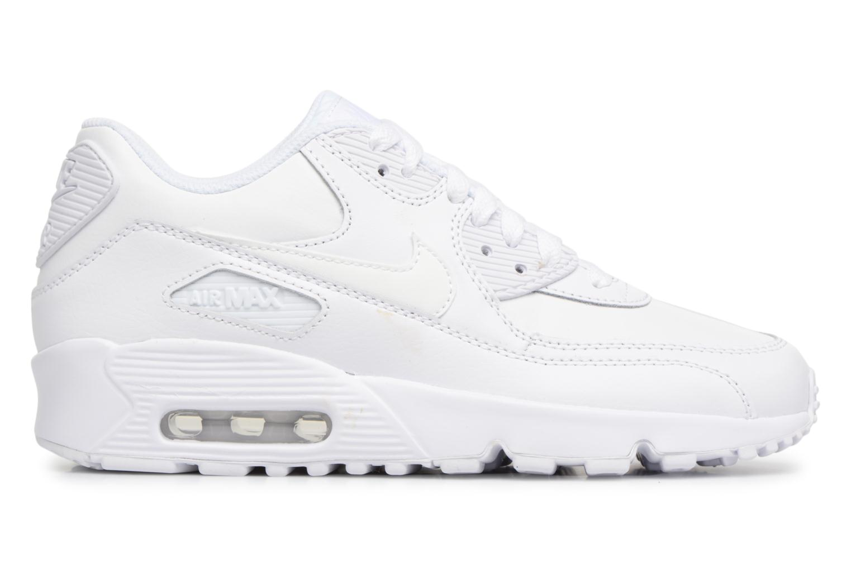 Sneaker Nike Nike Air Max 90 Ltr (Gs) weiß ansicht von hinten