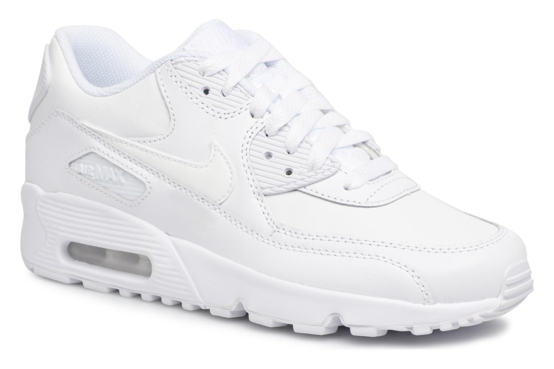 Sneaker Nike Nike Air Max 90 Ltr (Gs) weiß detaillierte ansicht/modell