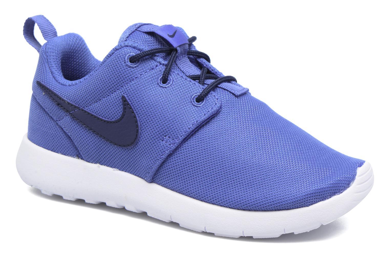 Baskets Nike Nike Roshe One (Ps) Bleu vue détail/paire