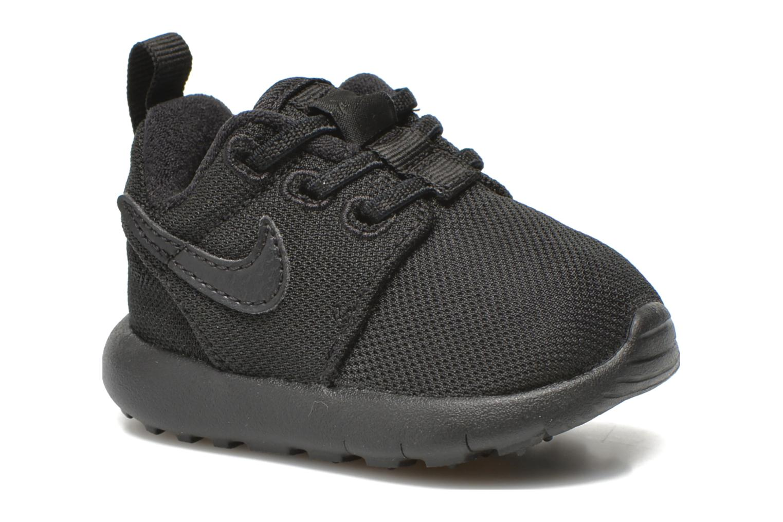 Baskets Nike Nike Roshe One (Tdv) Noir vue détail/paire