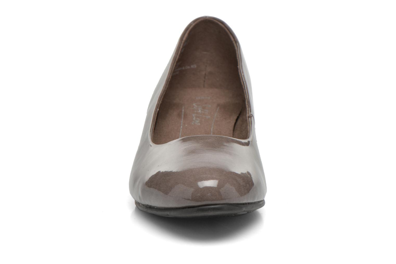 Escarpins Jana shoes Zudiri Beige vue portées chaussures