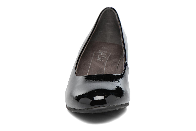 Zapatos de tacón Jana shoes Zudiri Negro vista del modelo