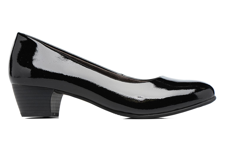 Zapatos de tacón Jana shoes Zudiri Negro vistra trasera