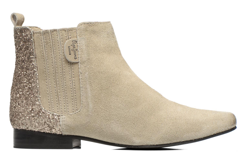 Bottines et boots Pepe jeans Redford Half Beige vue derrière
