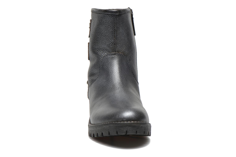 Bottines et boots Pepe jeans Quaid Noir vue portées chaussures