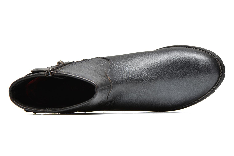 Bottines et boots Pepe jeans Quaid Noir vue gauche