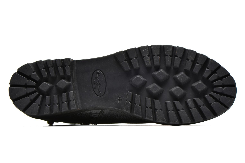 Bottines et boots Pepe jeans Quaid Noir vue haut