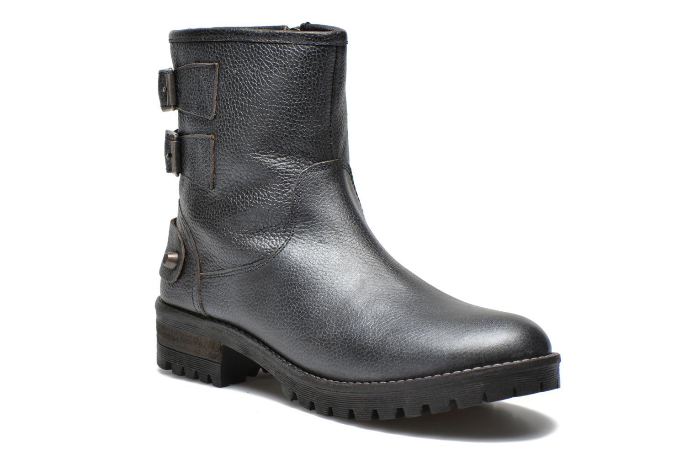 Bottines et boots Pepe jeans Quaid Noir vue détail/paire