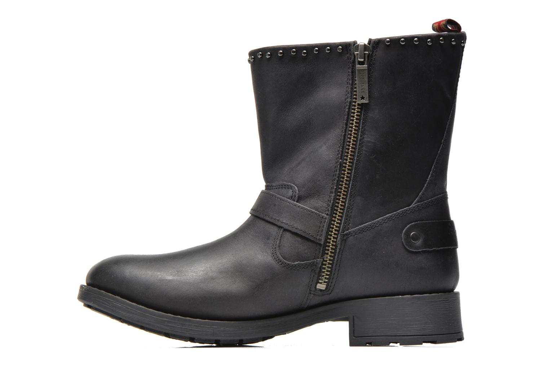 Bottines et boots Pepe jeans Pimlico Sequins Noir vue face