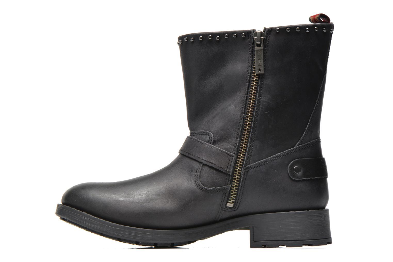 Stiefeletten & Boots Pepe jeans Pimlico Sequins schwarz ansicht von vorne