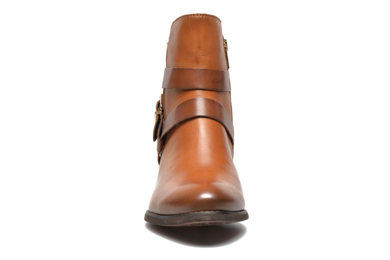 Stiefeletten & Boots Pikolinos HAMILTON W2E-8642 braun schuhe getragen