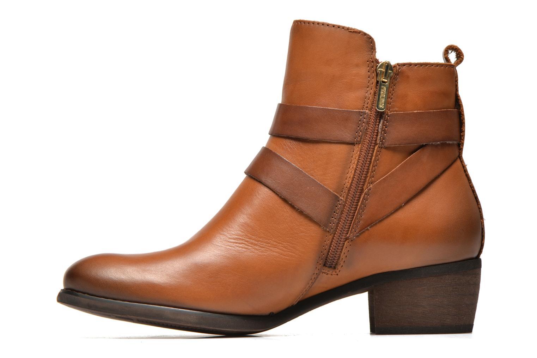 Stiefeletten & Boots Pikolinos HAMILTON W2E-8642 braun ansicht von vorne