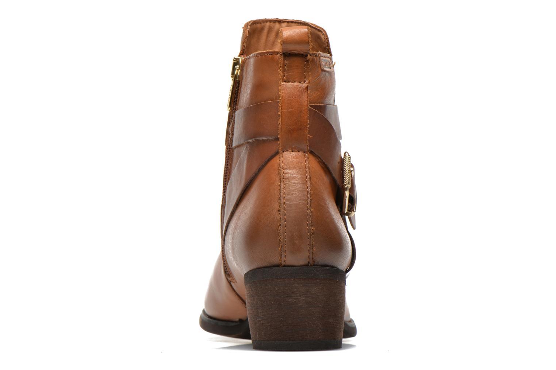 Stiefeletten & Boots Pikolinos HAMILTON W2E-8642 braun ansicht von rechts
