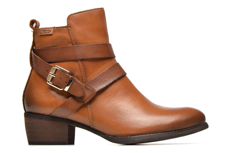 Stiefeletten & Boots Pikolinos HAMILTON W2E-8642 braun ansicht von hinten