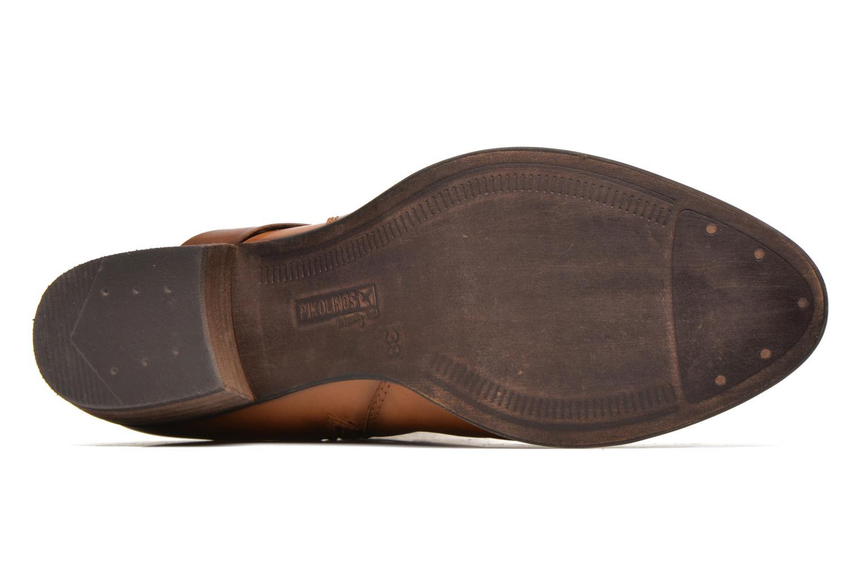 Stiefeletten & Boots Pikolinos HAMILTON W2E-8642 braun ansicht von oben