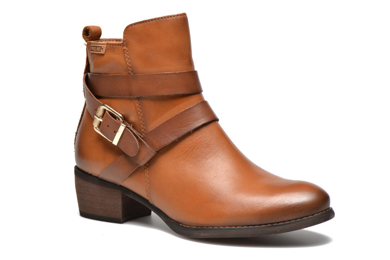 Stiefeletten & Boots Pikolinos HAMILTON W2E-8642 braun detaillierte ansicht/modell