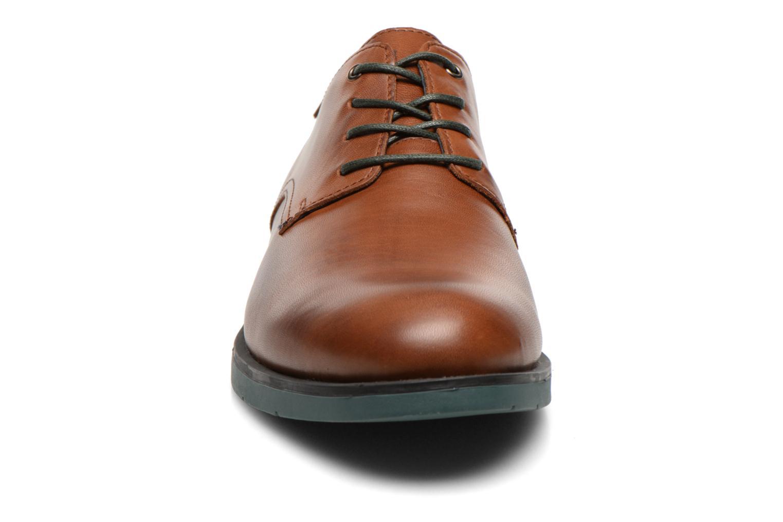 Chaussures à lacets Pikolinos DURBAN M3B-4034 Marron vue portées chaussures