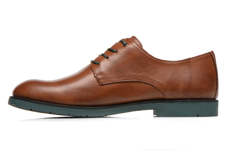 Chaussures à lacets Pikolinos DURBAN M3B-4034 Marron vue face