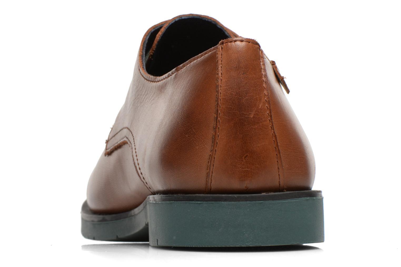 Chaussures à lacets Pikolinos DURBAN M3B-4034 Marron vue droite