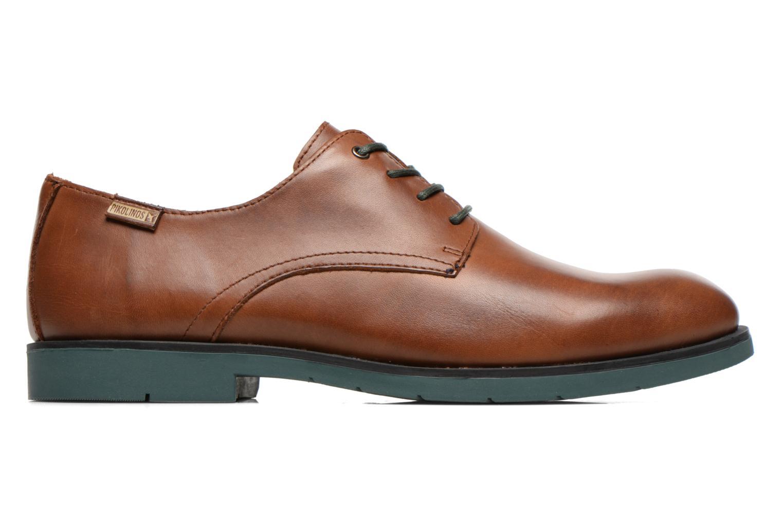 Chaussures à lacets Pikolinos DURBAN M3B-4034 Marron vue derrière