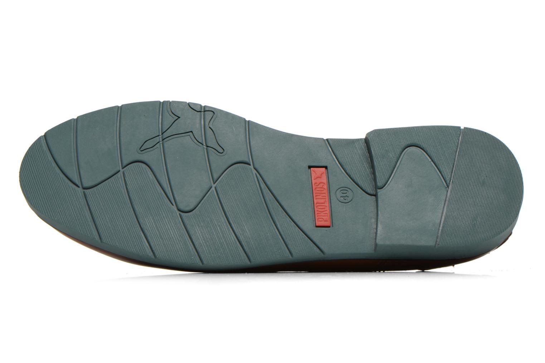 Chaussures à lacets Pikolinos DURBAN M3B-4034 Marron vue haut
